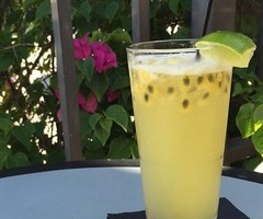 Passion Fruit Limeade