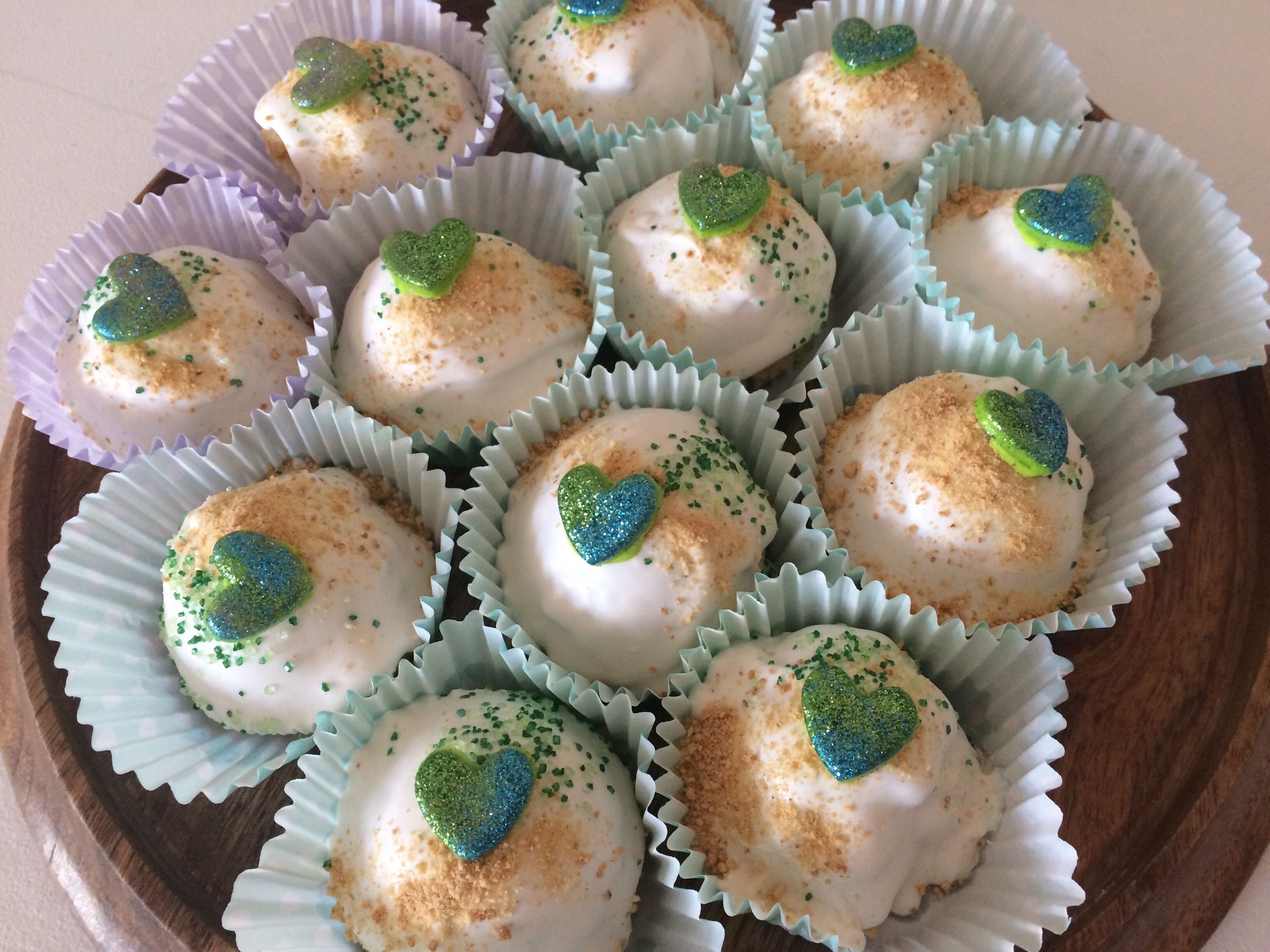 Key Lime Pie Truffles Photo