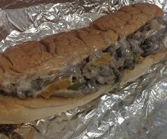 Cheesesteak Deluxe