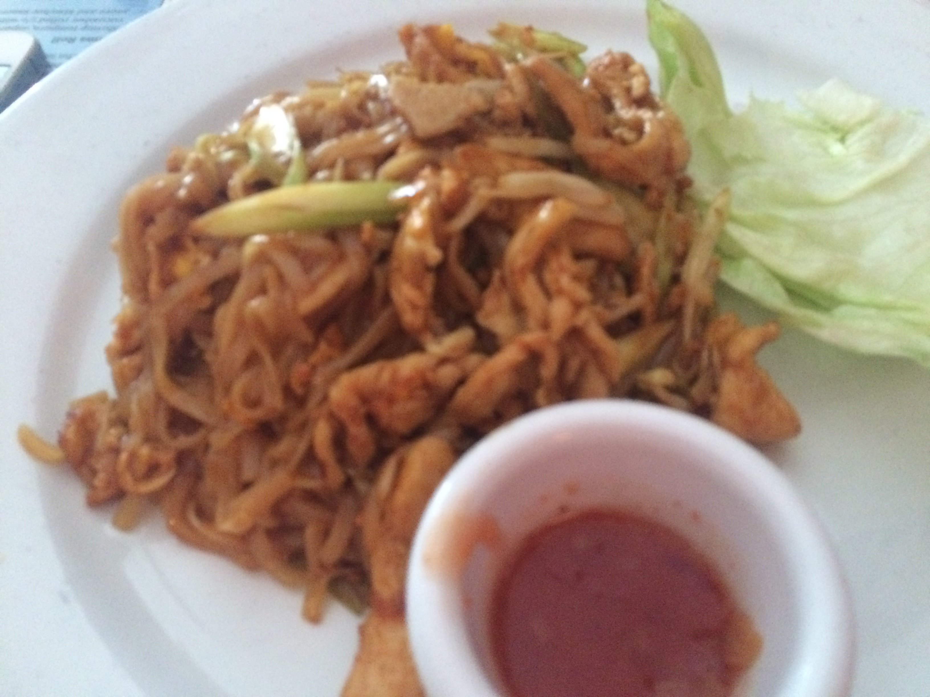 Favorite Pad Thai
