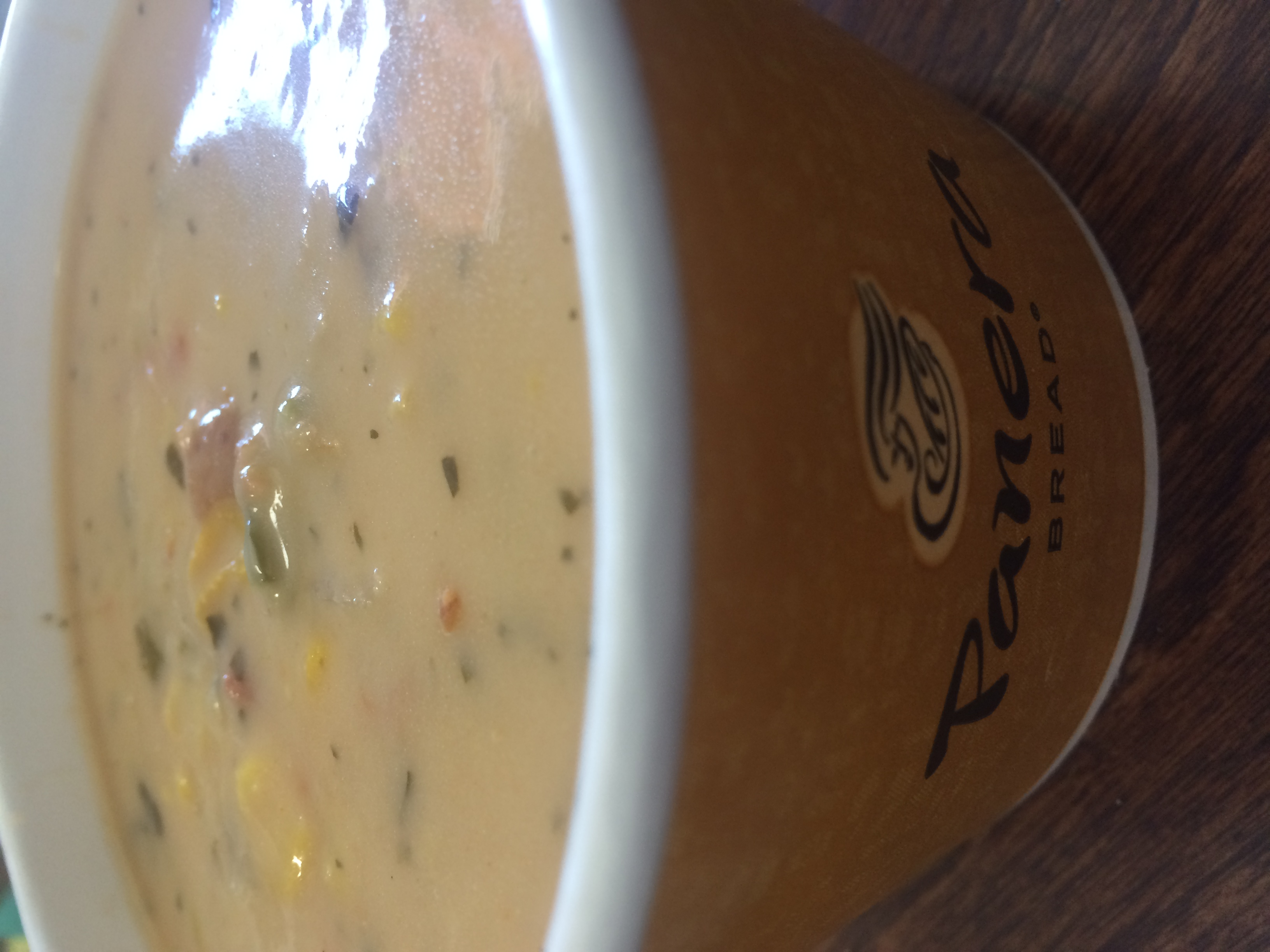 Summer Corn Chowder Photo