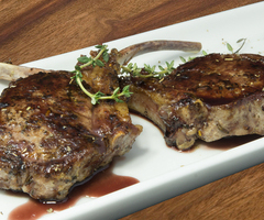Lamb Chop Lollipops