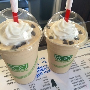 Cookie Dough Dairy Free Shakes