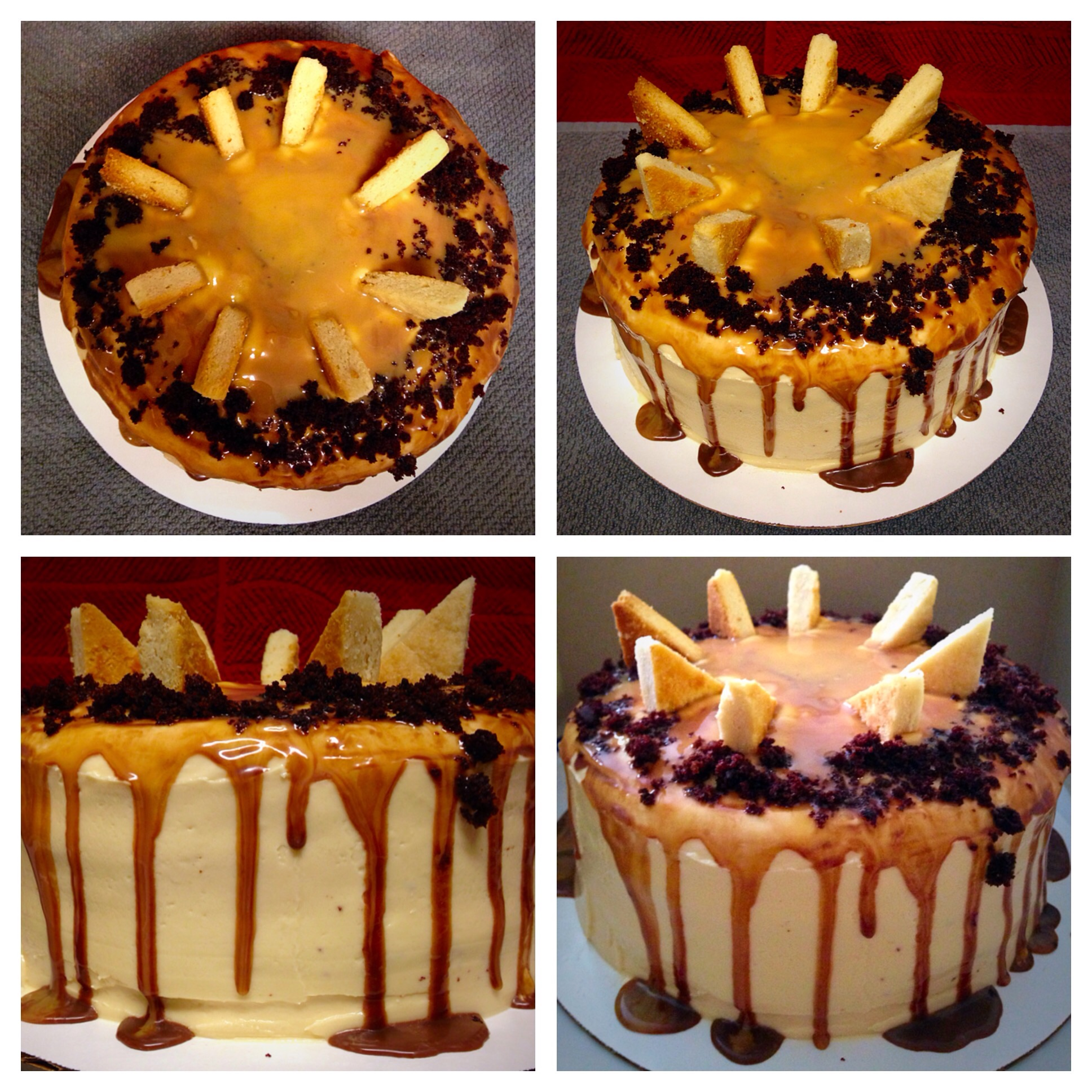 chocolate sunrise cake vero beach restaurants food