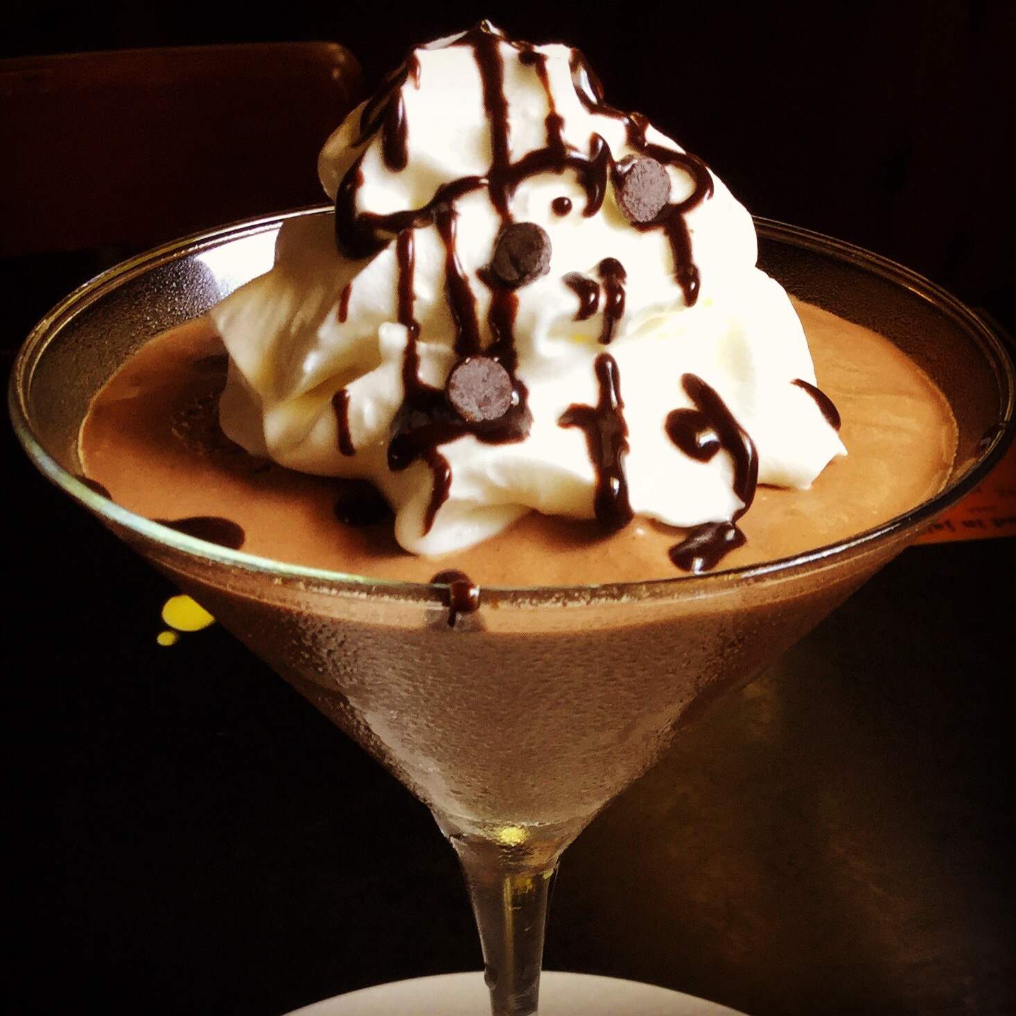 Chocolate Kahlua Mousse - Make a Plate Photo Contest