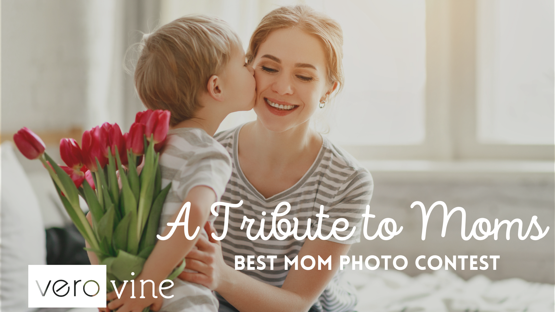 A Tribute to Moms - Best Mom Photo Contest 2021